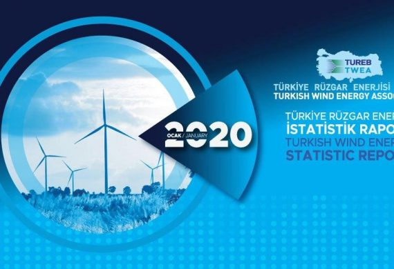 Wind Power Statistics Report of Turkey – January 2020